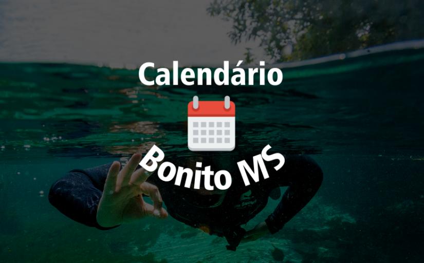 Calendario Dezembro 2019 Bonito.Calendario De Alta E Baixa Temporada Em Bonito Ms Bonito